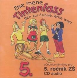 Ene mene Tintenfass 5 audio CD - Jankásková Miluše, Ulbert Karla, Dusilová Doris