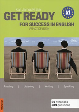 Get Ready for Success in English A1 + CD - Prater Karl James