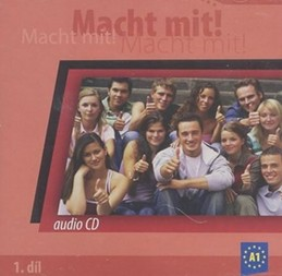Macht Mit 1 audio CD - Jankásková Miluše,Dusilová Doris,Schneider Mark,Krüger Jens,Kolocová Vladimíra
