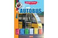 Autobus - Omalovánky + 6 hraček