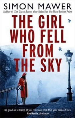 The Girl Who fell from the Sky - Mawer Simon