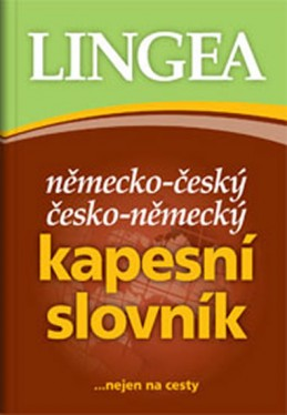 Německo-český, česko-německý kapesní slovník...nejen na cesty - neuveden