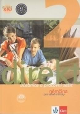 Direkt neu 2 – učebnice s pracovním sešitem a 2CD + výtah z cvičebnice německé gramatiky - neuveden