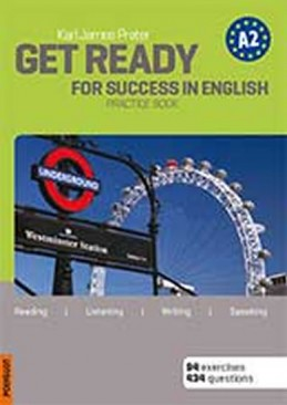 Get Ready for Success in English A2 + CD - Prater Karl James