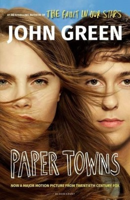 Paper Towns film tie-in - Green John