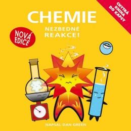 Chytrá kniha do kapsy - Chemie - Green Dan