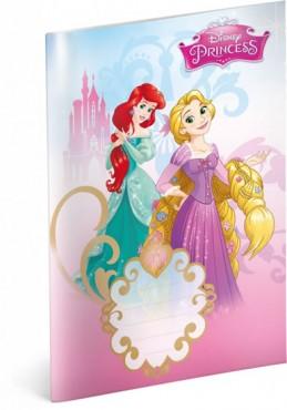 Sešit Princess Duo, 14,8 x 21 cm - neuveden