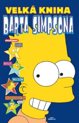 Simpsonovi - Velká kniha Barta Simpsona - Groening Matt