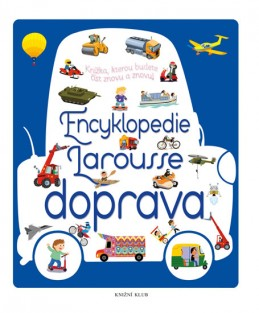 Encyklopedie Larousse - doprava - neuveden