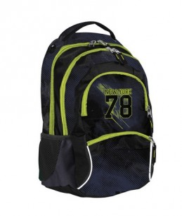 Školní batoh - New York teen - neuveden