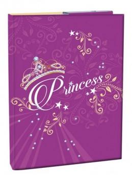 Box na sešity A5 - Princess - neuveden