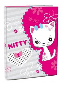 Box na sešity A5 - Kitty - neuveden