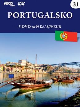 Portugalsko - 5 DVD - neuveden