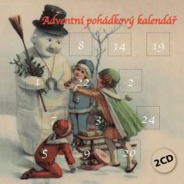 Adventní pohádkový kalendář 3 - 2 CD - neuveden