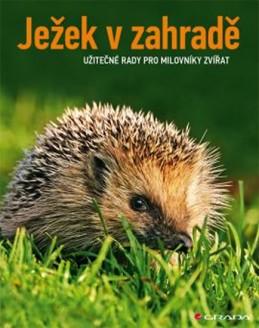 Ježek v zahradě - Užitečné rady pro milovníky zvířat - Neumeier Monika