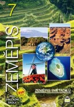 Zeměpis 7 pro základní školy - Zeměpis světadílů - Demek a kolektiv Jaromír
