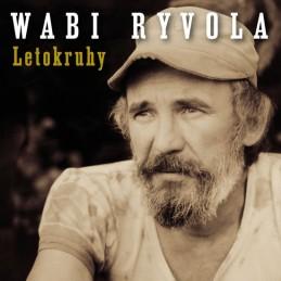 Wabi Ryvola - Letokruhy CD - Ryvola Wabi