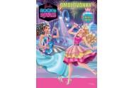 Barbie RocknRoyals - Omalovánky