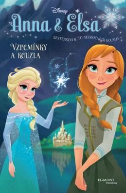 Ledové království Anna a Elsa - Vzpomínky a kouzla - Disney Walt