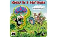 Hraj si s Krtkem - Pěnové puzzle
