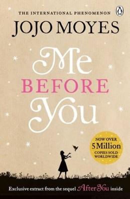 Me Before You - Moyesová Jojo