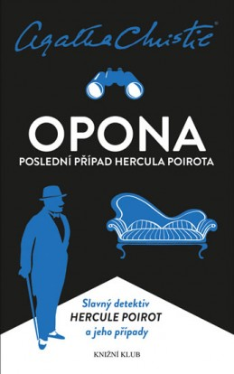 Poirot: Opona: Poslední případ Hercula Poirota - Christie Agatha