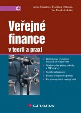 Veřejné finance v teorii a praxi - Maaytová Alena