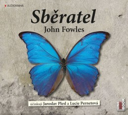 Sběratel - CDmp3 - Fowles John