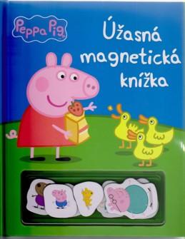Peppa Pig / Prasátko Peppa - Úžasná magnetická knížka - neuveden