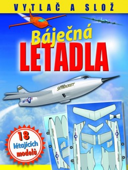 Báječná letadla - Létající modely - neuveden