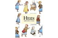 Heidi /Děvčátko z hor/
