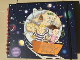 Můj cestovní deník - ilustrovaný zápisník pro děti od 6-9 let - neuveden