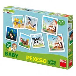 Štěňátko - Baby pexeso - neuveden