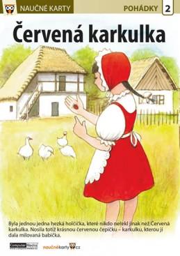 Červená Karkulka - Naučná karta - neuveden