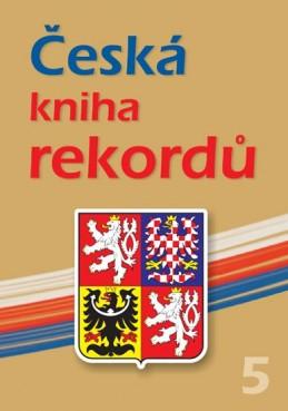 Česká kniha rekordů V. - Rafaj,Marek,Vaněk